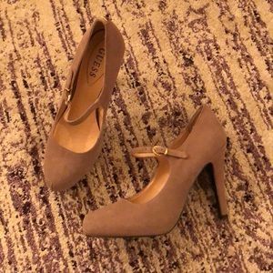 Guess Brand Nude Pumps